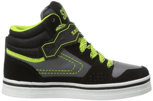 Skechers KelpAssemble Jungen Sneakers Schwarz (Bklm)