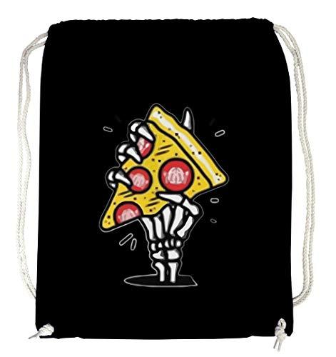 Certified Freak Pizza Hand Gymsack Black