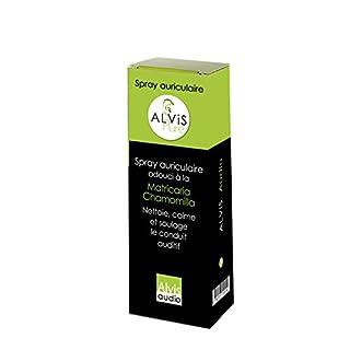 Alvis Ear Spray for Hearing Aid Maintenance