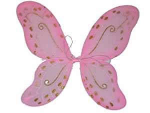 CC Fairy Butterfly Tinkerbell Wings Pink