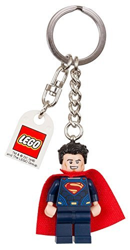 LEGO Super Heroes Superman 2016 Key Chain 853590 by LEGO