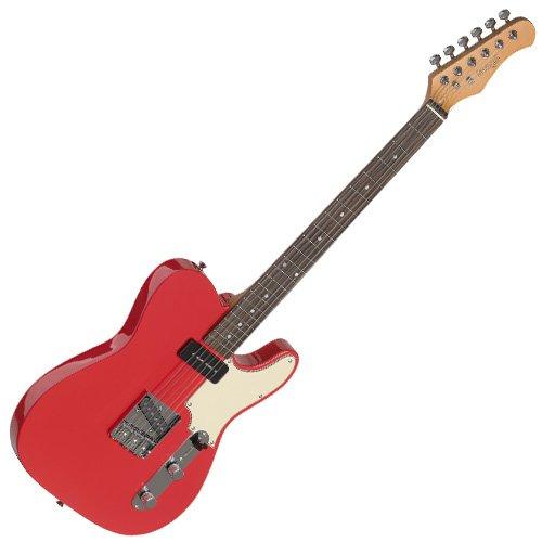 Stagg SET-CST FRD guitarra eléctrica