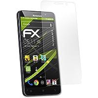 atFoliX Protección de Pantalla Lenovo A616 Lámina protectora Espejo - FX-Mirror con efecto espejo