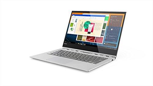 "Lenovo Yoga 920-13IKB - Ordenador portátil táctil convertible 13.9"" FullHD (Intel Core i7-8550U, 8GB RAM, 512GB SSD, Intel Graphics 620, Windows 10) plata - Teclado QWERTY Español"