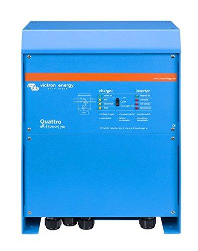 VICTRON ENERGY Quattro 48/5000/70-100/100 120VAC - QUA485021100