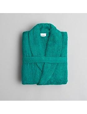 10XDIEZ Albornoz Colors Verde - Medidas Albornoces/Batas Adulto - XXL (Super Super Grande)