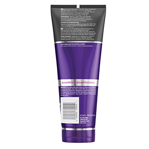 John Frieda Unendliche Geschmeidigkeit Shampoo, 2er Pack (2 x 250 ml) - 2