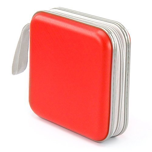 accessotech-red-cd-dvd-40-disc-storage-carry-case-cover-wallet-holder-bag-plastic-games-disk