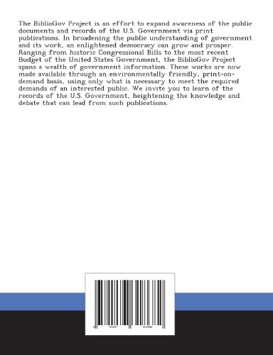 Rules and Appendix for the Committee on Homeland Security During the One Hundred Ninth Congress First Session: October 1, 2005