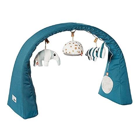 Baby Spiel ACTIVITY Gym Bogen Blau by donebydeer 40722 Zoopreme