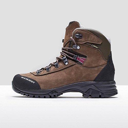 MAMMUT Trovat avancée Haut GTX Ladies Boot bark/grey