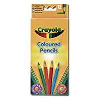 1107 Products Coloured Pencils 12