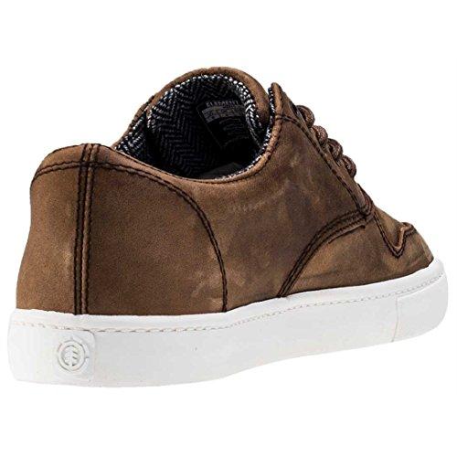 Element Herren Topaz C3 Sneakers Low-Top Braun