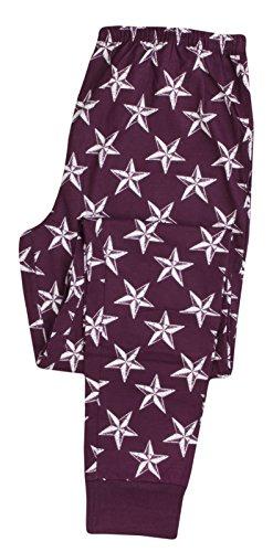 Damen Schlafanzug - T-Shirt & Lange Hose - Superhero - Baumwolle Harry Potter - Hogwarts