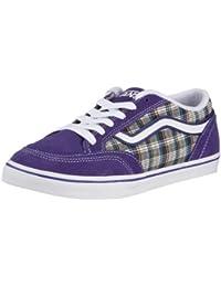 Vans W COPELY VF613DN Damen Sneaker blau (plaid) purple