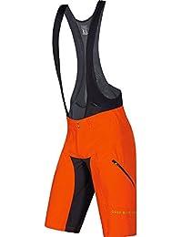 GORE BIKE WEAR Homme Cuissard / Short de VTT, Compressif, 2 en 1, Respirant, GORE Selected Fabrics, POWER TRAIL Shorts+, TSPOTR