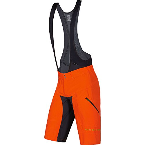 GORE WEAR Herren Shorts Power Trail 2-in-1 Blaze Orange, L