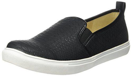 Like Style Slipper New York Schwarz