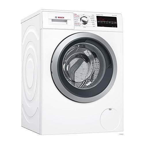 Bosch WVG30462FF machine à laver avec sèche linge Charge par-dessus Autonome Blanc A - Machines à laver avec sèche linge (Charge par-dessus, Autonome, Blanc, Gauche, Boutons, Rotatif, LED)