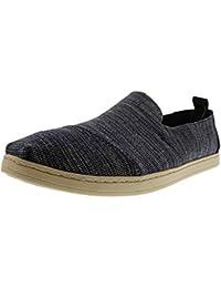 TOMS Deconstructed Alpargata Hombre Zapatos Azul