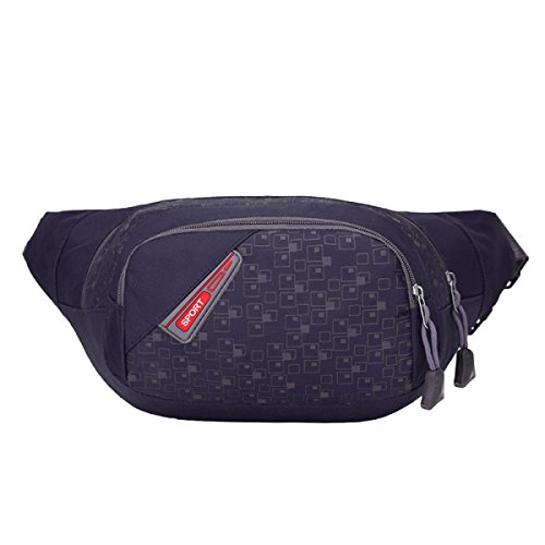 Multifunktionale Outdoor-Sport-Fitness-Taschen Mehrfarbig Blue2