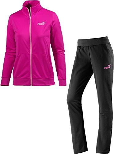 Puma Classic Tricot Suit Op W tuta donna, Donna, Classic Tricot Suit op W, Ultra Magenta, M