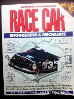 Race Car Engineering and Mechanics por Paul Van Valkenburgh