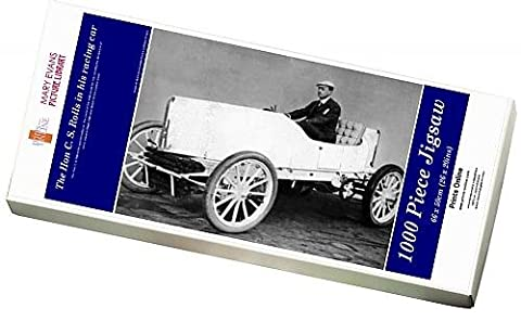 Photo Jigsaw Puzzle of The Hon C. S. Rolls in