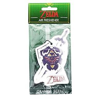 Legend of Zelda Shield Air Freshener