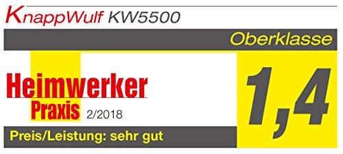 Stromerzeuger KW5500 1-Phasig 5000Watt Generator Notstromaggregat - 5