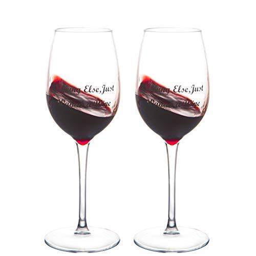 MICHLEY Unzerbrechlich Tritan-Kunststoff weingläser, rotwein trinkglas, gläser fur Camping Party,...