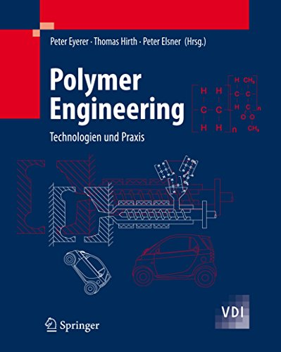 Polymer Engineering: Technologien und Praxis (VDI-Buch)