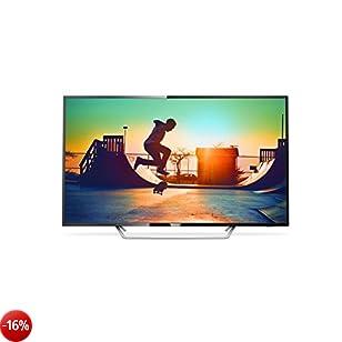 Philips 65PUS6162/12 Smart TV LED Sottile 4K, 65