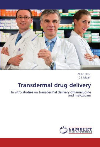 Transdermal drug delivery: In vitro studies on transdermal delivery of lamivudine and meloxicam