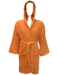 c8ca26aaf9 100% Egyptian Cotton Terry Towelling Unisex Dressing Gown Shower Bath Robe    Belt in All