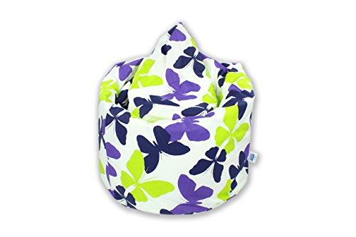 CorpoMED SET Sitzsack mini Größe 1 Dessin: Butterfly
