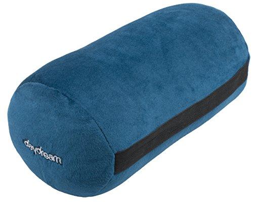 daydream: Nackenrolle mit Mikroperlen aus elastischem Niki, Farbe: petrol (N-8005)