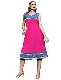 Fashion Forever Women's cotton Kurti (FFR-19)