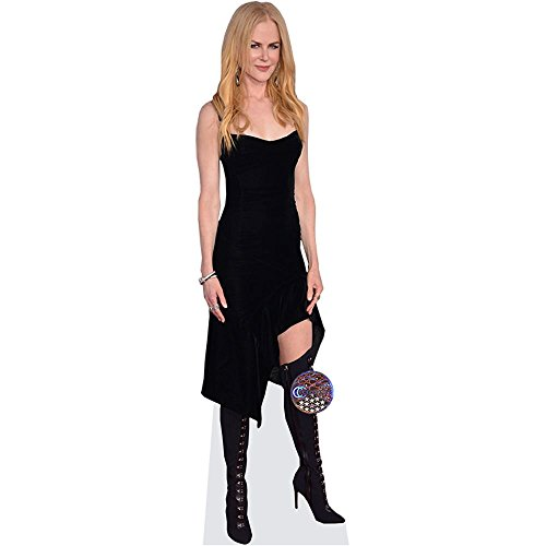 Nicole Kidman (Black Dress) Pappaufsteller lebensgross (Kidman Nicole Celebrity)