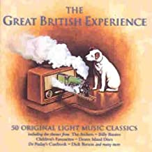 Great British Experience, [CASSETTE]