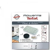 Rowenta ZR0058 kit panni + anticalcare per Clean & Steam