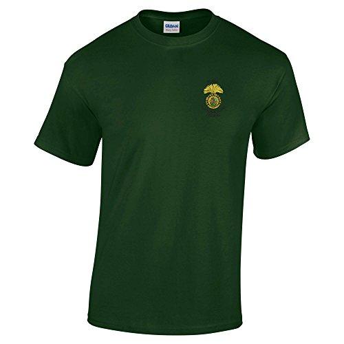 Pineapple Joe's Herren T-Shirt Waldgrün