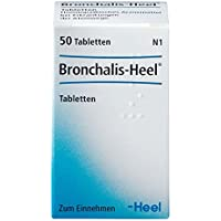Bronchalis Heel Tabletten 50 stk preisvergleich bei billige-tabletten.eu