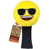 Emoji Oficial Cabeza de Golf diseño de Gafas de Sol, Color Amarillo