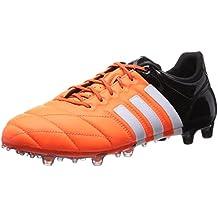 adidas ACE15.1 FG/AG Leather, Botas de fútbol para Hombre