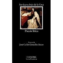 Poesía lírica (Letras Hispánicas)