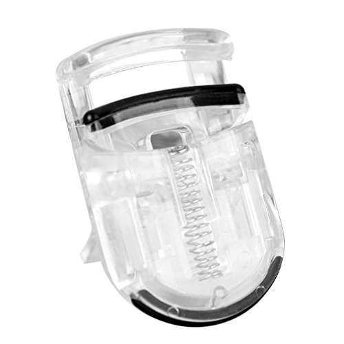 ulable Tragbare Mini Wimpernzange Kosmetik Werkzeug ABS-Kunstharz Wimpern Curling Gerät