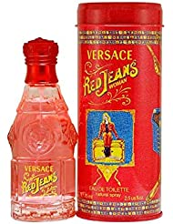 Versace, Versus or Versace Versus Red Jeans Perfume For Women 75 ml