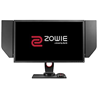 BenQ ZOWIE XL2740 Écran eSports Gaming de 27, 240Hz, 1ms, Compatible G-Sync, Pied réglable en Hauteur, Télécommande Menu (S Switch), Black eQualizer, Caches amovibles, Noir Gris (B075JGKX57) | Amazon price tracker / tracking, Amazon price history charts, Amazon price watches, Amazon price drop alerts