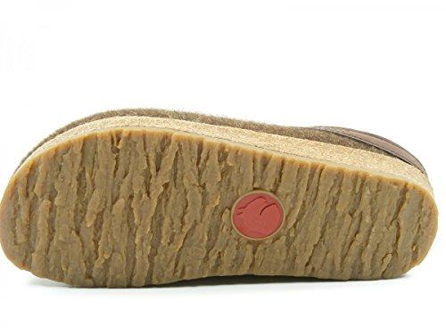 Haflinger - Torben, Pantofole A Casa, unisex Braun